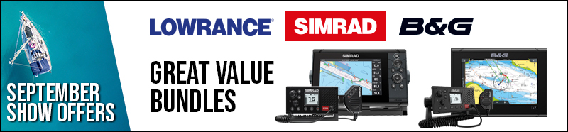 Simrad, B&G, Lowrance Great Value Bundles
