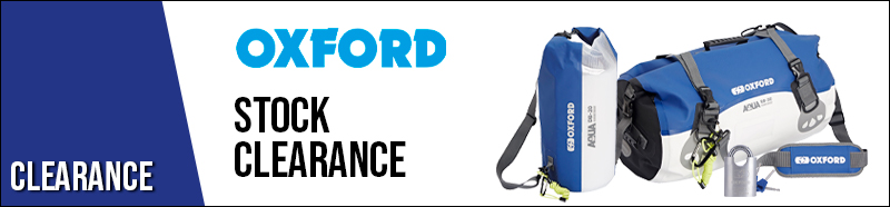 Oxford stock clearance