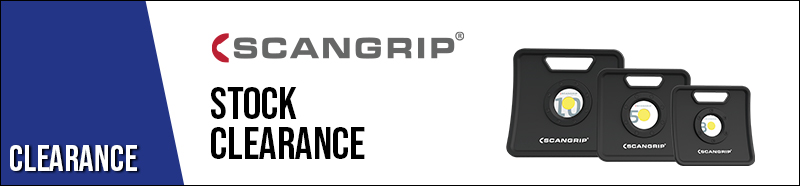 Scangrip stock clearance